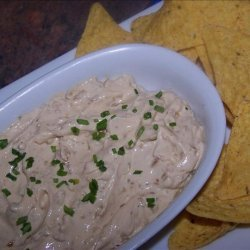 Onion Dip and Chips recipe