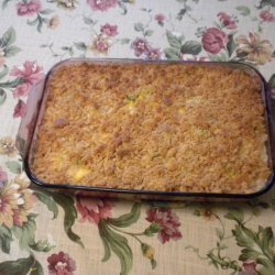 Broccoli or Cauliflower Cheese Casserole recipe