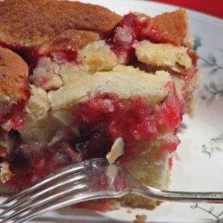 Pie Filling Coffee Cake recipe