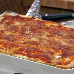Mary's Easy Lasagna recipe