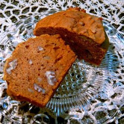 Pumpkin Muffins With Ginger and Spice! recipe
