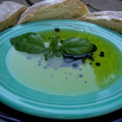 Olive Oil and Balsamic Bread Dip recipe