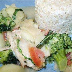 Thai Vegetable Curry recipe