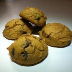 Erin's Pumpkin Chocolate Chip Cookies recipe