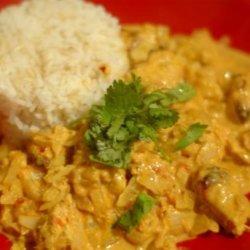 Restaurant Style Chicken Tikka Masala recipe
