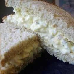 Egg Salad for One recipe