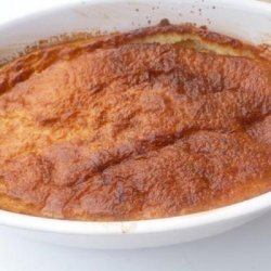 Low Carb Breadless Pudding recipe
