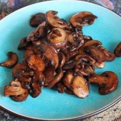 Mushrooms in Balsamic Sauce recipe