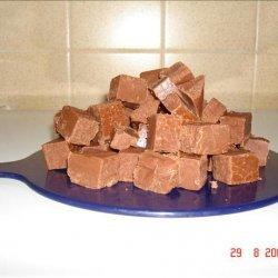 Creamy Chocolate Fudge recipe