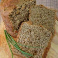 Buckwheat Potato Bread With Chile Honey recipe