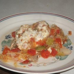 Spaghetti Squash Casserole (South Beach Diet P1) recipe