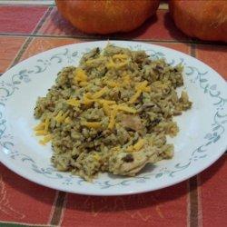 Chicken and Wild Rice recipe
