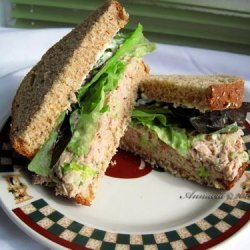 Reduced Fat Tuna Salad recipe