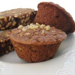 Molasses-Oat Banana Bread or Muffins (Lower Fat) recipe