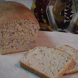 Bread Machine Sesame French Bread recipe