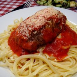 Individual Italian Meat Loaves recipe