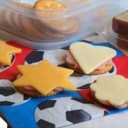 Snack Stackers (Lunch Box Surprise) recipe