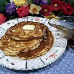 Apple Pancakes With Apple Syrup recipe