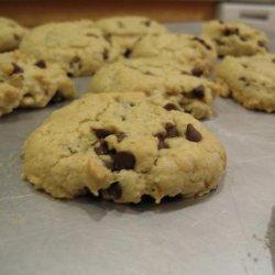 Vegan Wheat-free Chocolate Chip Cookies recipe