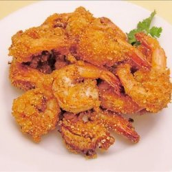Gulf Coast Fried Shrimp recipe