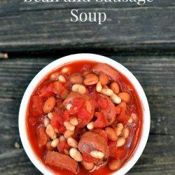 Easy Bean Soup recipe
