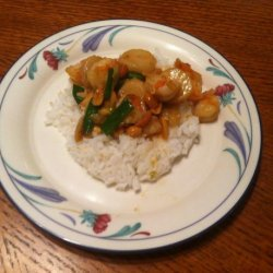 Chinese Take-Out Kung Pao Chicken recipe