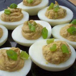 Deviled Deviled Eggs recipe