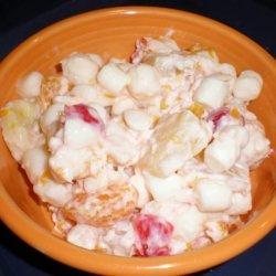 Fruit Salad - Ambrosia Style recipe