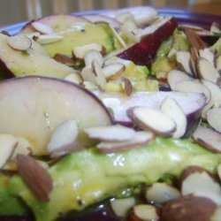 Avocado and Apple Salad recipe