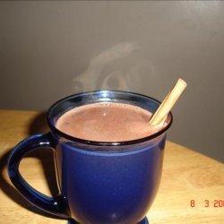 Low Carb, Low Sugar Hot Cocoa recipe