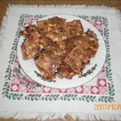 Nut Brittle recipe