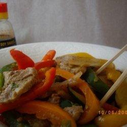 Pork in Garlic Sauce recipe