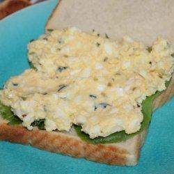 Dee's Egg Salad Sandwich recipe
