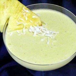Pineapple Coconut Juice recipe