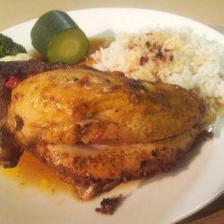 Peruvian Spicy Chicken recipe