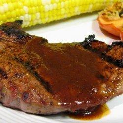 Ww Texas Steak With BBQ Sauce - 6 Points recipe