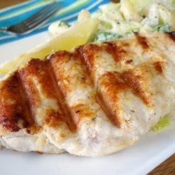 Caesar Grilled Chicken recipe