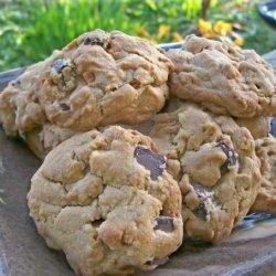 American Choc Chip Cookies of Death recipe