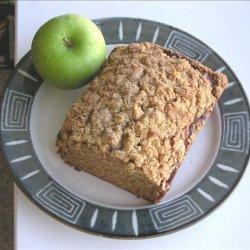 Dutch Apple Bread recipe