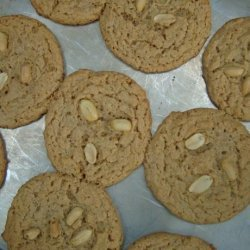 Chewy, Buttery Vegan Peanut Butter Cookies recipe