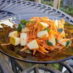 Apple and Carrot Salad recipe