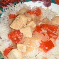 Madagascar Chicken recipe