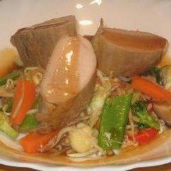Melt in Your Mouth Pork Tenderloin recipe