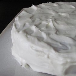 Banana Cake With Bourbon Cream Cheese Frosting recipe
