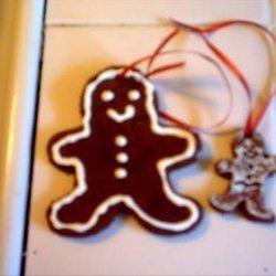 Cinnamon Ornaments Dough recipe