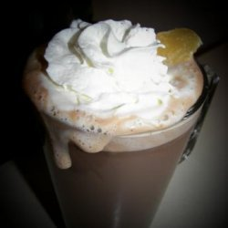 Hot Chocolate With Ginger recipe