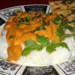 Murgh Makhani - Moghul Butter Chicken recipe
