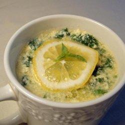 Roman Spinach Soup recipe