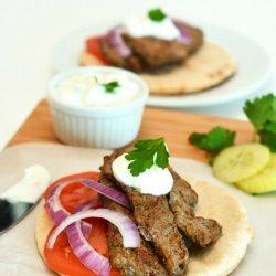 Gyros recipe