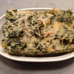 Spinach Cheese Ranch Delight #RSC recipe